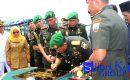 "Penguatan Militer di Natuna, Pangdam 1/BB Resmikan ""BATALYON KOMPOSIT 1/GARDAPATI"""