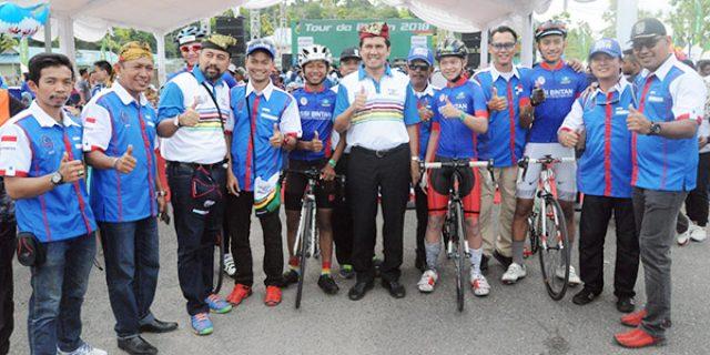 Atlit Balap Sepeda Pra PON Asal Kepri Terancam Batal Berangkat