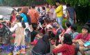"""60 Pedagang Sore Pasar Puan Maimun """"DATANGI PERUSDA KARIMUN"""""""
