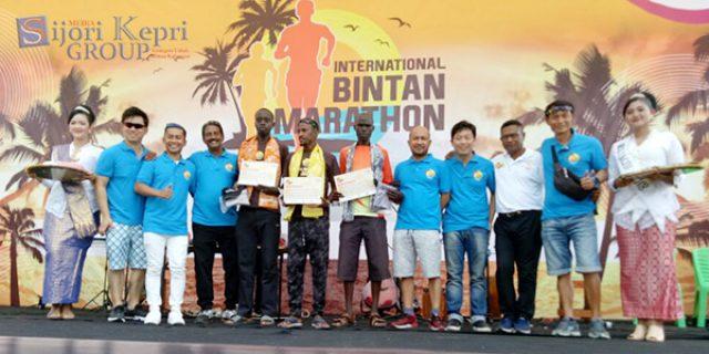 "Kenya ""BORONG JUARA"" International Bintan Marathon"