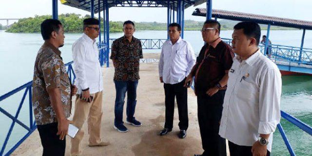"""Komisi III DPRD Kepri : Pelabuhan Sijantung, Galang """"HARUS LEBIH DIOPTIMALKAN"""""""