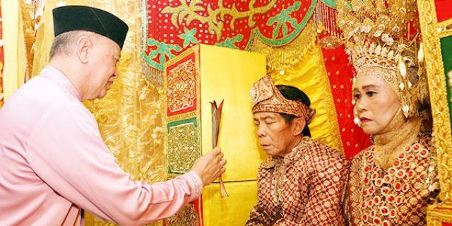 10 Pasangan Ikuti Nikah Massal Pemko Tanjungpinang