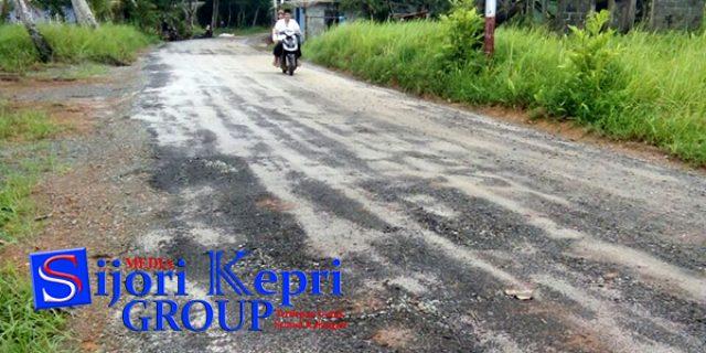 """Proyek Jalan di Dabo Singkep """"DINILAI GAGAL"""""""