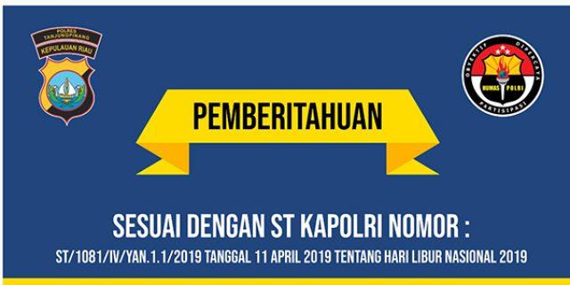 Pemilu 2019, Layanan Perpanjangan SIM Ditutup Empat Hari