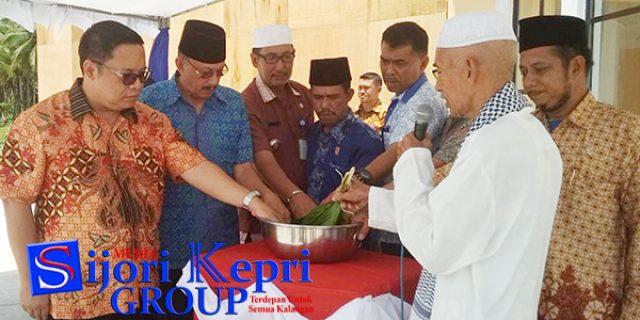 """Pemkab dan DPRD Natuna Syukuran """"PEMAKAIAN ASTAKA MTQ IX"""""""