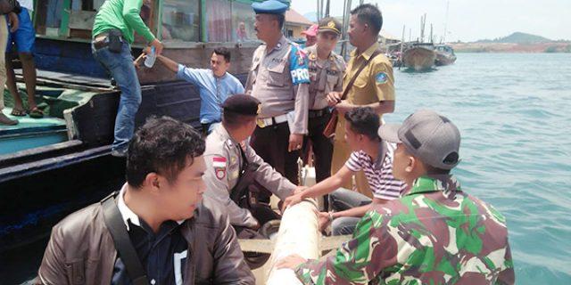 Nelayan Bintan Pesisir Terkejut Temukan Barang Aneh