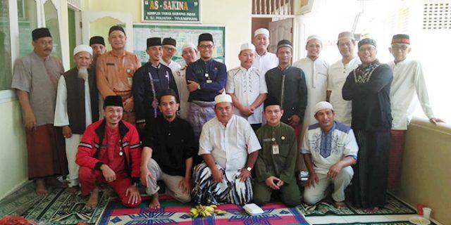Masjid As Sakinah Jadi Lokasi STQ Kelurahan Air Raja