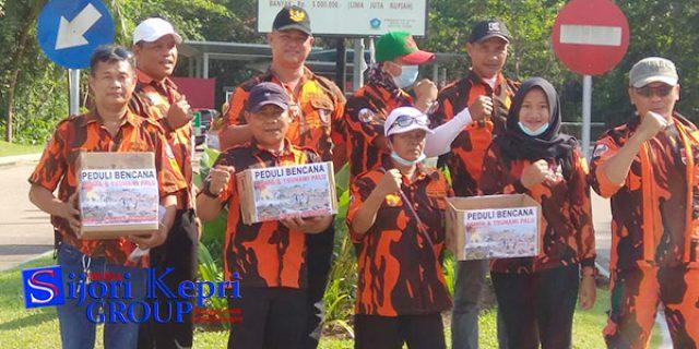 """Pemuda Pancasila """"PEDULI MUSIBAH"""" Palu-Donggala"""