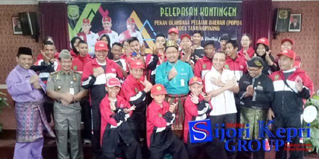 """Tanjungpinang Targetkan 50 Medali Emas """"DI POPDA KEPRI"""""""