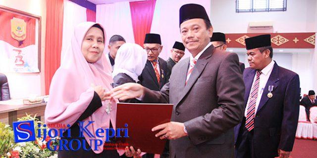 """555 ASN Pemko Tanjungpinang """"TERIMA PENGHARGAAN dari PRESIDEN"""""""