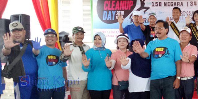 "World Cleanup Day Wujud Implementasi ""PERJANJIAN GLOBAL"""