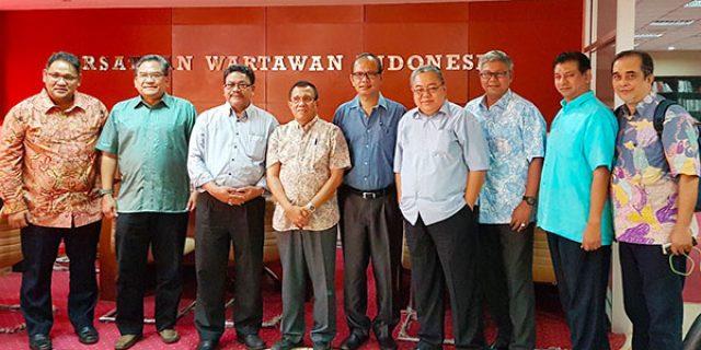 """Pers Malaysia Ingin Pelajari """"PENGALAMAN PERS dari INDONESIA"""""""