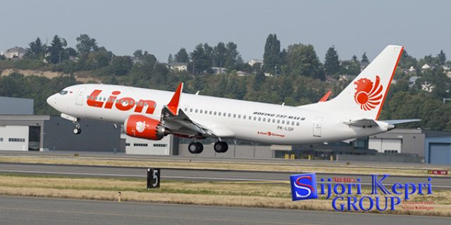 "Pesawat Lion Air JT-610, Rute Jakarta – Pangkal Pinang ""HILANG KONTAK"""