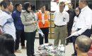 """Petugas Avsek Bandara Hang Nadim """"AMANKAN CALON PENUMPANG LION AIR"""""""