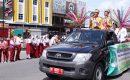 Piala Adipura Diarak Keliling Tanjungpinang