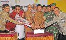 Gubernur Resmikan 100 Persen Desa Berlistrik di Natuna