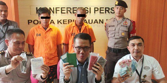 Polda Gagalkan Pengiriman 21 Pekerja Migran Ilegal ke Malaysia
