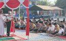 Polres Karimun Laksanakan Shalat Idul Adha
