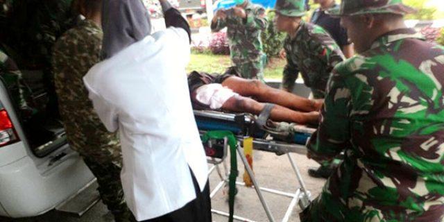 """4 Prajurit TNI Tewas Tertembak """"6 ALAMI LUKA BERAT di NATUNA"""""""