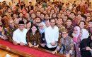 "Jokowi Buka Puasa Bersama ""WARTAWAN"""
