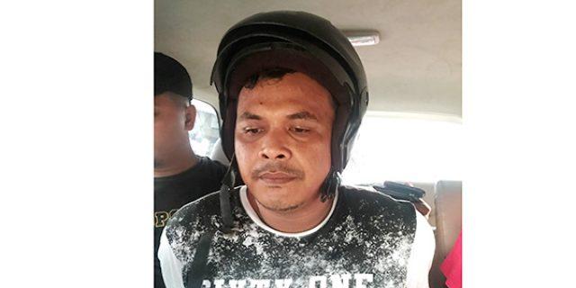 """16 Hari Buron, DPO Kasus Enam Paket Sabu di Karimun """"TERTANGKAP"""""""