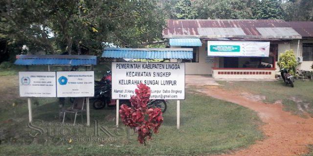 """Tiga Tahun Lebih Berdiri, Kelurahan Sungai Lumpur """"BELUM MILIKI KANTOR"""""""