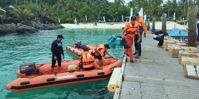 Festival Pulau Senua, SAR Lakukan Siaga Khusus