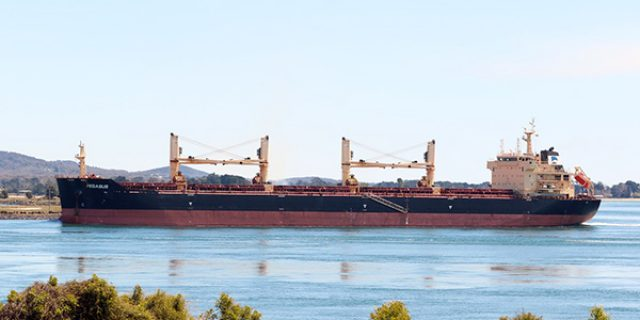 Lantamal IV Amankan Lima Kapal Asal India