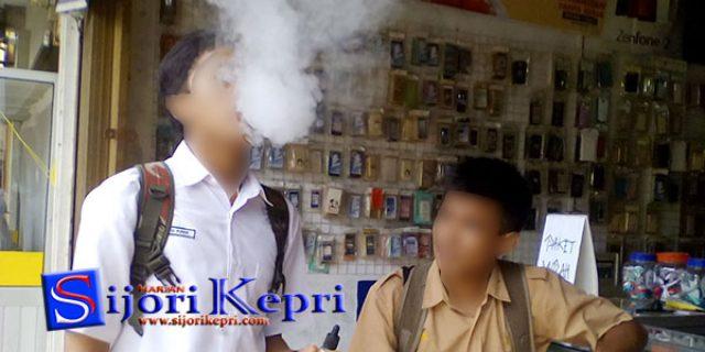 """Rokok Elektrik Rambah AUS """"DISDIK dan DPRD MANA YA"""""""