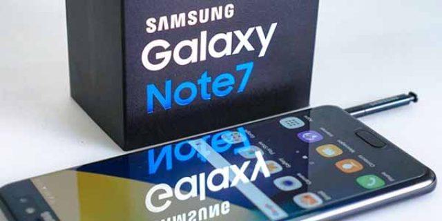 "Samsung ""RESMI"" Hentikan produksi Galaxy Note 7"