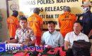 "Satreskrim Polres Natuna Tangkap ""TIGA PELAKU PENCURIAN"""