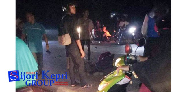 "Leher Patah, Security Bintan Offshore ""TEWAS"""