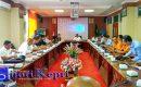 """Sekda Natuna Pimpin Rapat Forum Koordinasi """"BAKAMLA DAN STAKEHOLDER"""""""