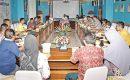 Sekda Natuna Pimpin Rakor Pemantapan Ketahanan Pangan