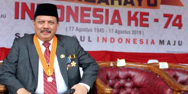 Said Syarifuddin, Mulai Diperbincangkan Menjadi Sekdaprov Riau
