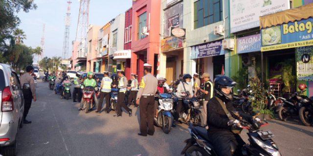 Sepekan Operasi Zebra Seligi 2019, Polisi Tilang 2.247 Kendaraan