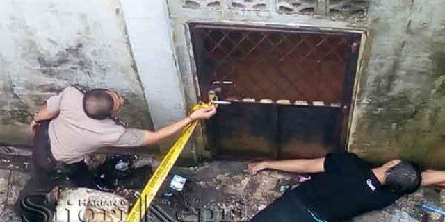 """Warga Bintan Centre Gempar """"DITEMUKAN MAYAT LAKI-LAKI TERBUJUR KAKU"""""""