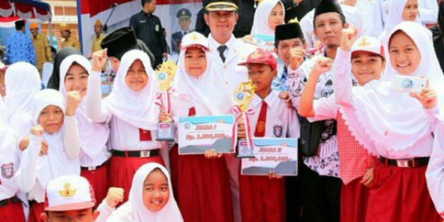 """6.650 Pelajar Bintan """"SEGERA TERIMA SERAGAM GRATIS"""""""