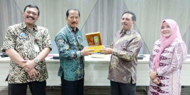"""Setda Inhil Jadikan Tanggerang Selatan """"ATM ADMINDUK"""""""