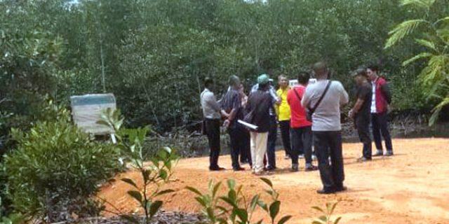KPHP Usut Dugaan Penyerobotan Lahan Manggrove di Bintan
