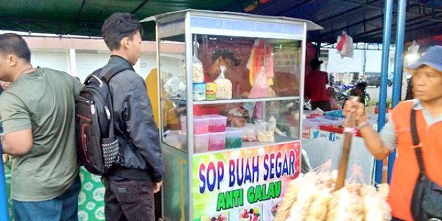 Sop Buah Segar Anti Galau Hadir di Tanjungpinang