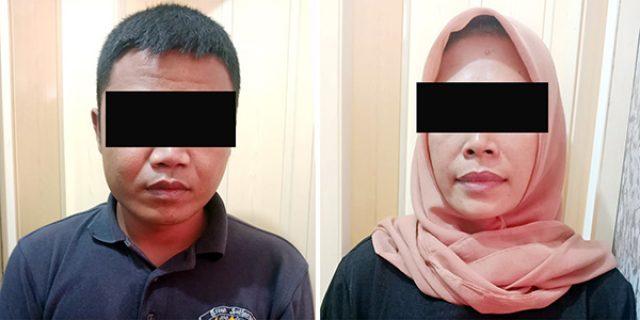 Mencurigakan, Polda Kepri Amankan Dua Penumpang dari Malaysia