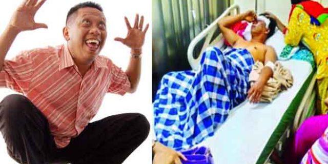 Syuting Mister Tukul Jalan-Jalan Berakhir Tragis, Ketua RT Ditebas Samurai !!