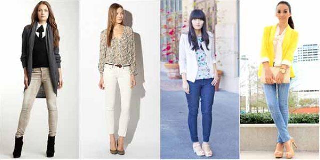"""Tips """"TAMPIL CASUAL"""" Menggunakan Jeans"""