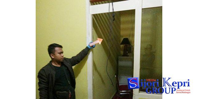 """Honorer Disperindag Tanjungpinang Tewas """"DIDUGA BUNUH DIRI"""""""
