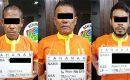 Tiga Pelaku Pengedar dan Pemilik Narkotika Diamankan Polisi