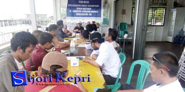 """BPJS Kesehatan Launching KCP """"KABUPATEN ANAMBAS"""""""