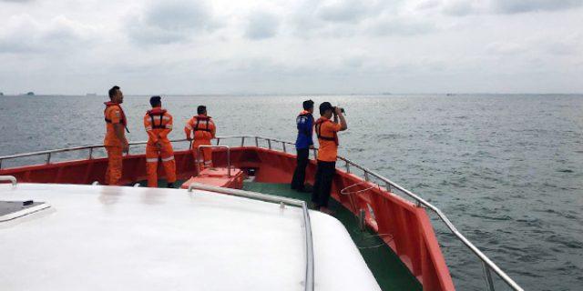 Penumpang Kapal Marina Line Jatuh ke Laut