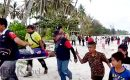 """Dua Pemuda """"TENGGELAM"""" di Pantai Trikora"""