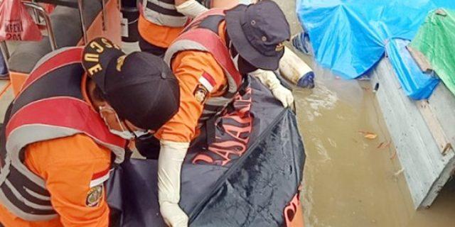 Dikabarkan Hilang, Yasri Ditemukan Tewas di Dalam Perahu